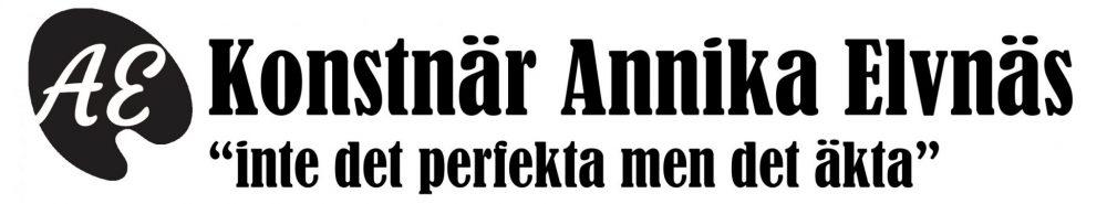 Konstnär Annika Elvnäs